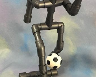 Soccer PVC Figurine