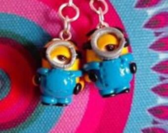 Orecchini Minions-earrings Minions