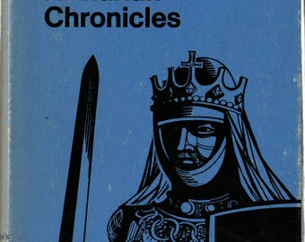 Arthurian Chronicles - Robert Wace and Layamon - 1976 - Vintage Literature Book