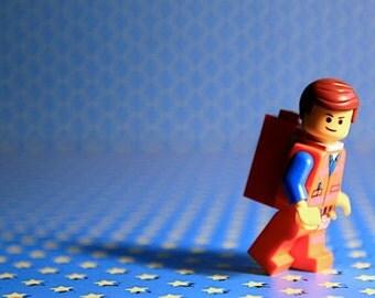 Emmet Lego - Photograph - Various Sizes