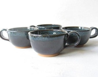 Cappuccino Cups 8 oz. Set of 4