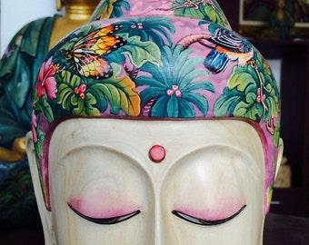 Buddha Wall Mask