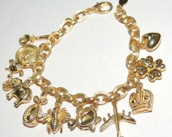 JOAN RIVERS Classics Collection Charm Bracelet