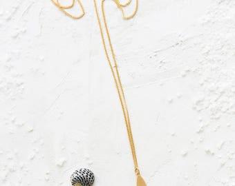 Fish Necklace, ocean necklace, underwater jewelry