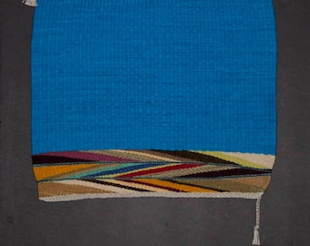 Navajo Wedge Weave Tapestry Wall Hanging