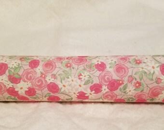 Romantic Garden kaleidoscope - Pinks, greens, yellows
