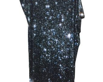 Velvet Star Cluster Dress