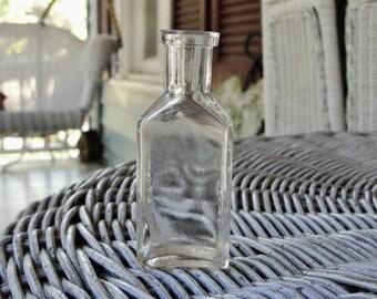 Antique A.S. Hind's Portland, ME Sample Medicine Bottle
