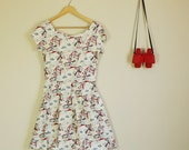 High Noon Cowboy Cowgirl Lucy Dress ONE ONLY Western