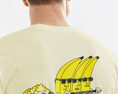 Banana Riders Tshirt (Cream)