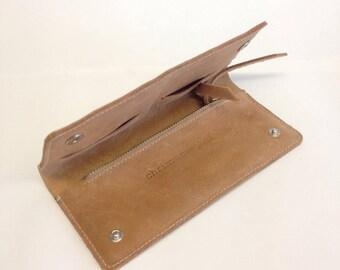 Wallet naturel large