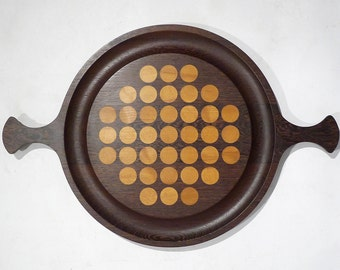 Skjode Skjern BEAUTIFUL Wenge Serving Tray / Cheese Board