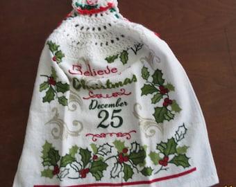 Christmas Towel