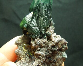 Elbaite Tourmaline w/ Lepidolite