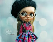 Blythe Set VINTAGE CANDY CIRCUS By Odd Princess Atelier, Sweater, Skirt, Beret, Special Outfit