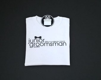 Wedding Gift For Junior Groomsmen : Junior groomsman giftEtsy