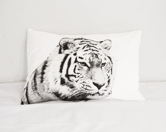 Tiger & Lion ( pillowcase series )