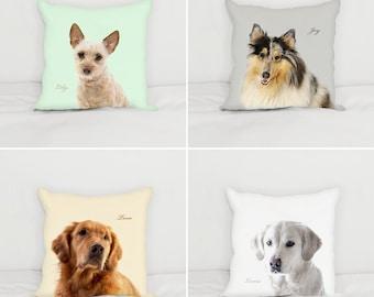 Custom Design proj. / MyPet pillow cover