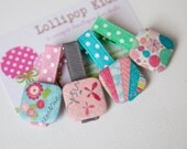 Hair Clip for Babies Fabric Covered Button Hair Clips Toddler Hair Clip Baby Hair Clip Girls Hair Clip  Kids Hair Accessories