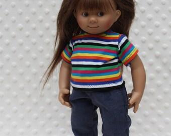 Jeans for 30/32cm Wichtel Doll