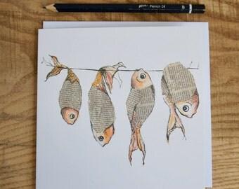 Goldfish Cards