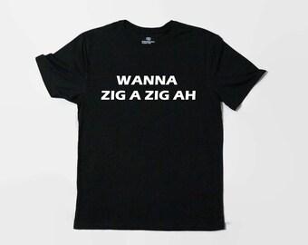 Wanna Zig A Zig Ah, Spice Girls T-Shirt, Spice Girls, 90s Clothing, 90s, 90s Grunge Pastel Grunge Grunge Clothing Soft Grunge Grunge T-Shirt
