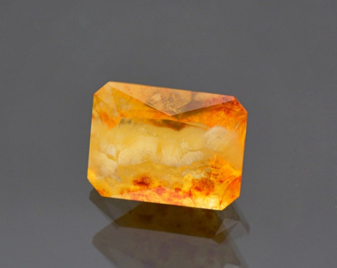 UPRISING SALE! Large Fascinating Vascular Opal Gemstone from Mexico 6.94 cts.