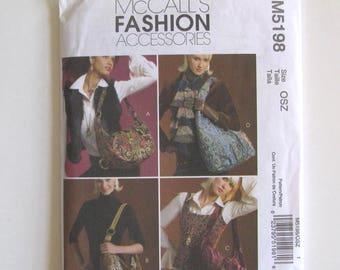 Boho Bag Pattern  Hobo Bag Pattern  4 Styles
