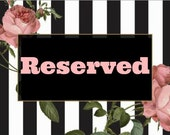 Reserved for CharSalle