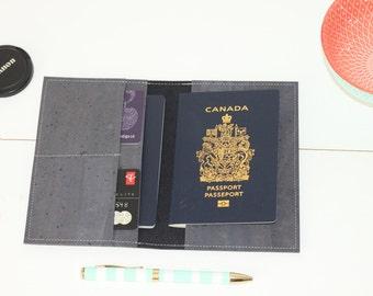Passport cover, passport holder, passport wallet, travel organizer