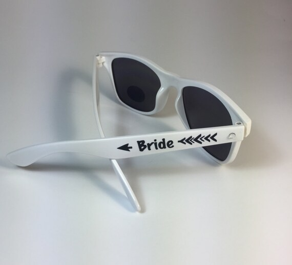 Personalized Sunglasses Bachelorette Drunk In Love Just