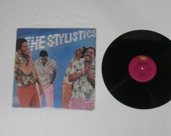 The Stylistics Closer Than Close Music Vinyl LP Record Album EZ 37458 Vintage 1981