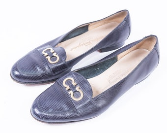 SALVATORE FERRAGAMO Boutique Loafers / Flats / Slip Ons