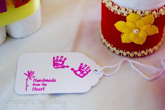 Mini Diaper Cupcakes - It's a Girl - Mini Diaper Cakes - Diaper Cake Gift - Baby Shower Keepsakes - Baby Shower Favors - Baby Shower Decor