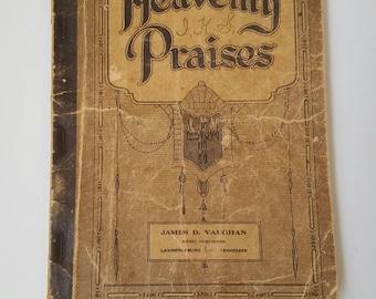 Hymnal 1925 Heavenly Praises