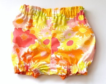 3T - Bloomers - Shorts - Diaper Cover - Shortys - Baby Shorts - Nappy Cover - Toddler shorts - Baby Boy bloomers - Baby Girl Bloomers
