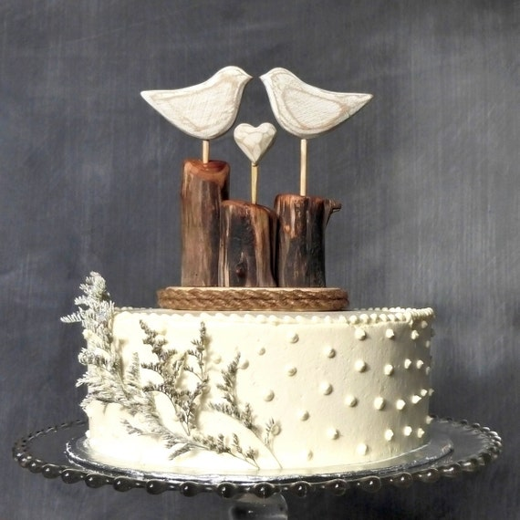 wedding cake decorations birds birds wedding cake topper bird cake topper white 22399
