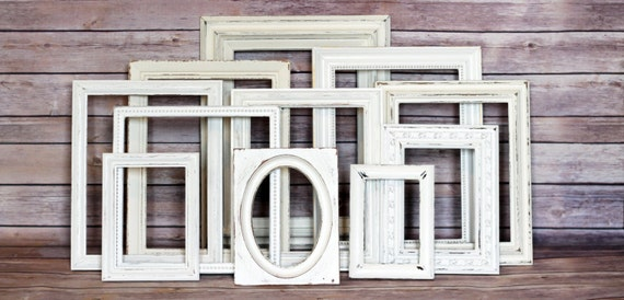Picture Frame Set, Rustic Wedding Ideas, Picture Frames, Boho Wedding Decor, Rustic Picture Frame, Gallery Wall, Wedding Table Decor