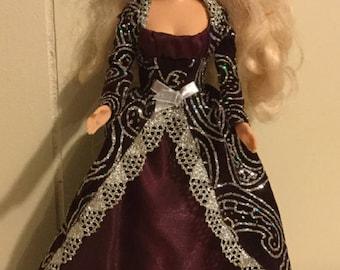 Vintage Barbie Doll, MATTEL  Winter Fantasy BARBIE Special Edition