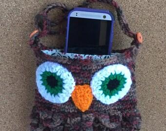 Big Girl Owl Bag