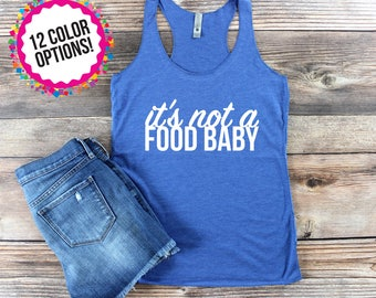 Baby Announcement Shirt/ Pregnancy Announcement Shirt/ Pregnant Tank Top/ Maternity Shirt/ Announcement to Husband/ Funny Announcement