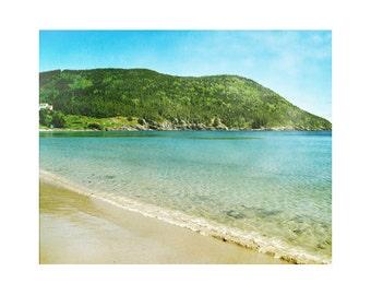 Tropical Art, Large Beach Art, Lagoon Photography, Landscape Photogaphy, Beach Photos, Ocean Pictures, Nature Fine Art Prints