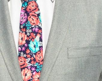 Handmade necktie