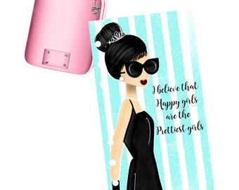 Breakfast at Tiffany's Dashboard for your Personal Planner or A5