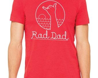 Shaka Tee, t-shirt, dad shirt, t shirt, gift for dad, dad stuff