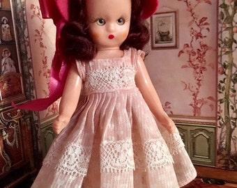 Super Cute NASB Hard Plastic Little Girl ? No Number