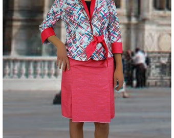 Blazer jacket, Strasbourg. GR 40-42.