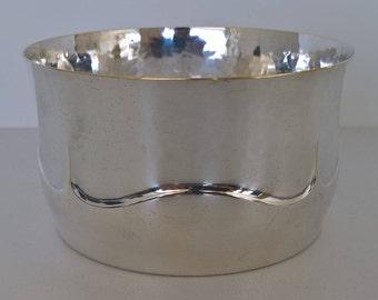 WMF, Silver-Plated Sugar Bowl, Art Deco Era, Germany, 1925