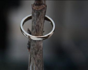 18k Yellow Gold Band Ring