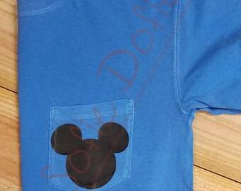 Mickey Mouse Shirt/Short Sleeve Shirt/Comfort Colors Shirt